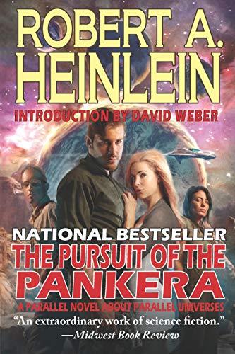 The Pursuit of the Pankera: A Parallel Novel About Parallel Universes pdf epub