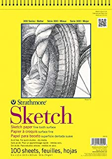 Strathmore 300 Series Sketch Pad, 11