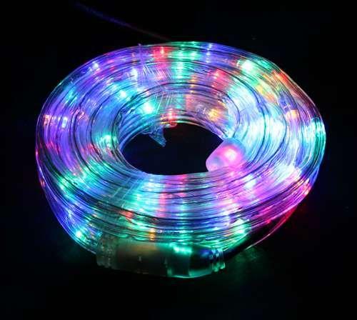 Tubo luminoso Led tubo led Multicolore 10 mt - 240 Led
