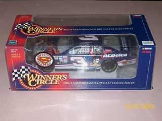 1998 Dale Earnhardt Jr #3 AC Delco Superman Diecast Car 1:24 1/24 Scale Winners Circle