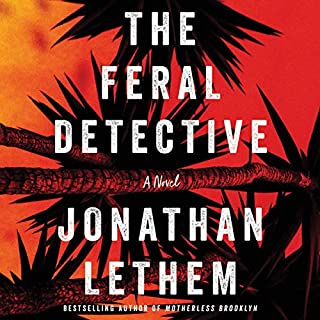 The Feral Detective audiobook cover art
