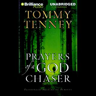 Prayers of a God Chaser audiobook cover art