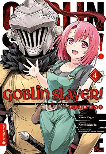 Goblin Slayer! Year One 04