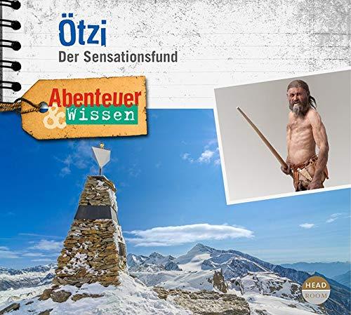 Ötzi - Der Sensationsfund  By  cover art