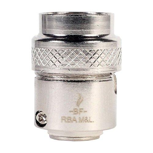 Joyetech BF RBA Head (0,5 Ohm), Riccardo Selbstwickeleinheit für e-Zigarette, 1 Stück