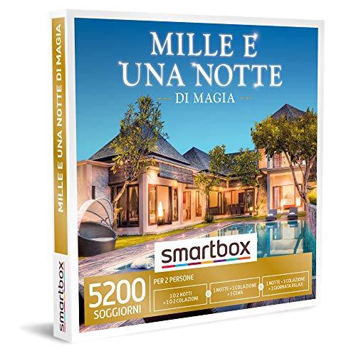 smartbox - Cofanetto Regalo Coppia - Mille e Una Notte di magia -...