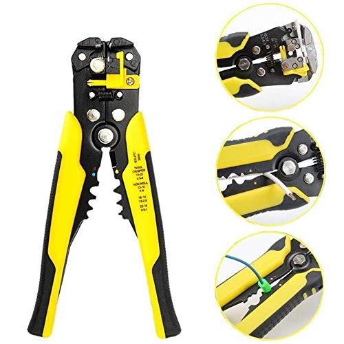 U/D Pimbuster Abisolierzange Alicate Descascador Kabelschneider Crimper Wire Zange JX1301 automatische TAB Krimpanschluss Stripping-Zangen-Werkzeuge
