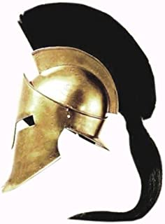 authentic spartan helmet