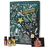 Mexican Tears - Scharfe Sauce Adventskalender mit 24 unterschiedlichen Chilisaucen