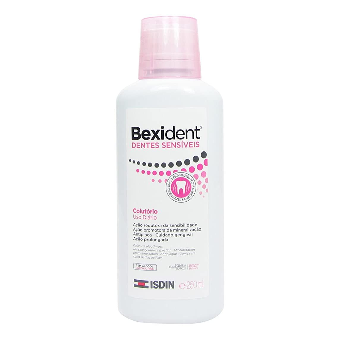 豚驚き政治家のBexident Sensitive Teeth Mouthwash 250ml [並行輸入品]