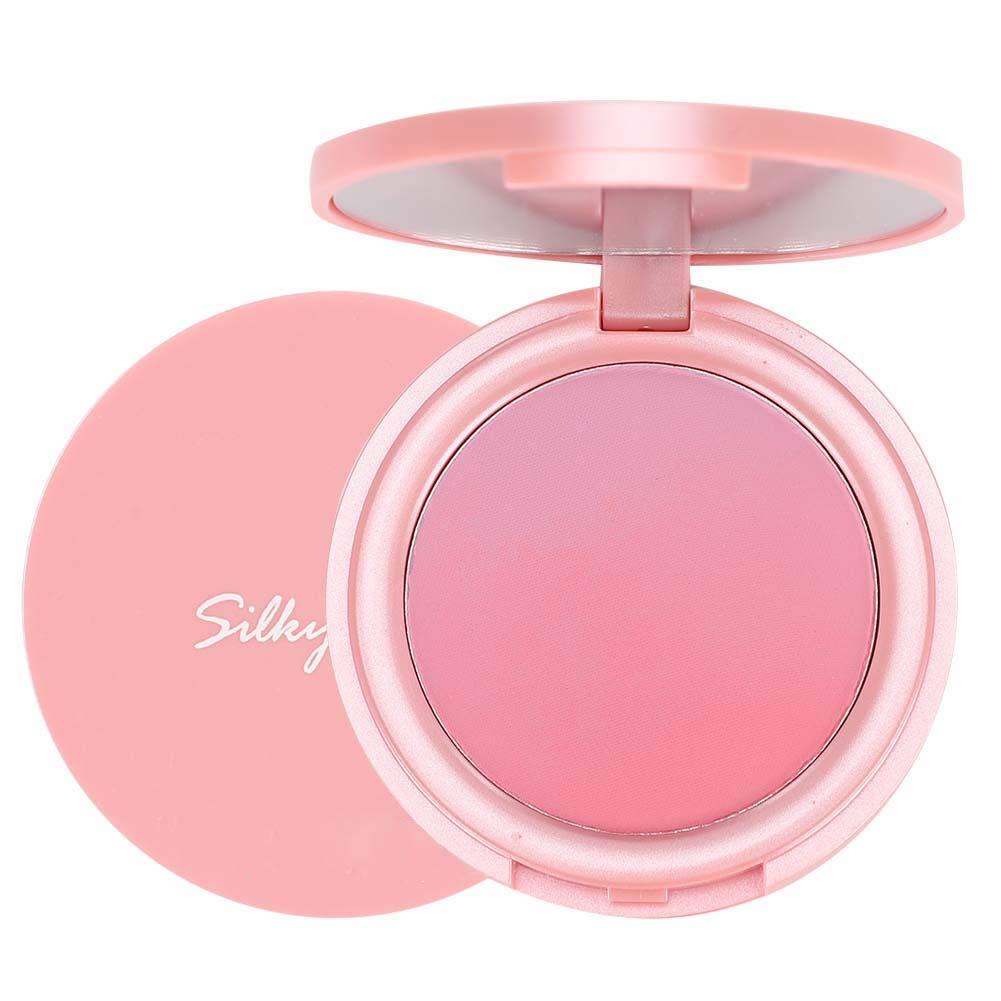 Blush Challenge the lowest price Powder Matte Soldering Face Makeup Blusher Gradient Lo