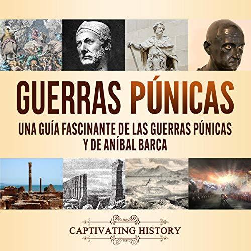 Diseño de la portada del título Guerras Púnicas
