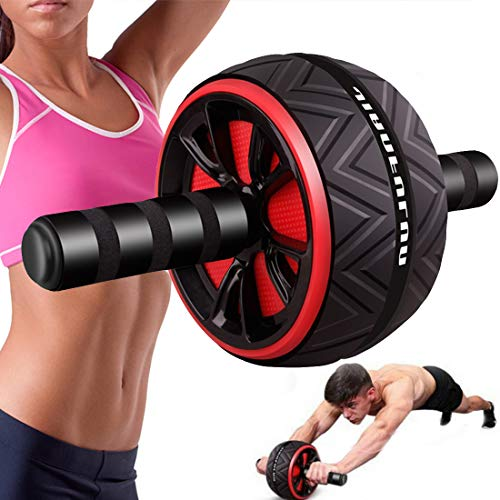 Ab Wheel Roller Stevige Ab Core Trainer Machine AB Roller Perfect Fitness Core Abs Trainer Cruncher voor Gym of Home Use