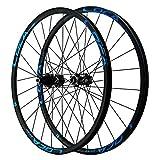 Fahrrad-Laufradsatz 26 27.5 29 Zoll Rad MTB Doppelwandige Leichtmetallfelge QR Scheibenbremse 24...