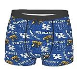 Kent_Ucky Wildc_Ats Men'S Boxer Briefs Underwear For Men Stretch...