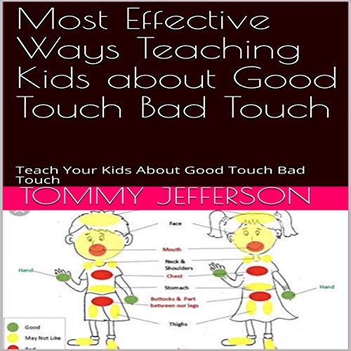 Most Effective Ways Teaching Kids about Good Touch Bad Touch: Teach Your Kids About Good Touch Bad Touch cover art