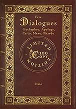 Plato: Five Dialogues: Euthyphro, Apology, Crito, Meno, Phaedo (100 Copy Limited Edition)