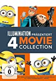 Minions 4 Movie Collection [Alemania] [DVD]