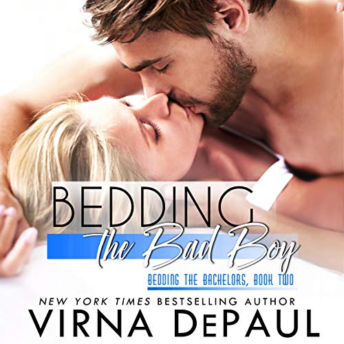 Bedding the Bad Boy audiobook cover art