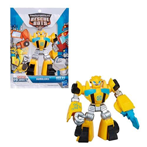 Transformers Rescue Bots - Robot Sachet Mystère - Jeu Surprise