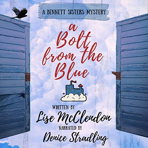 A Bolt from the Blue audiobook cover art
