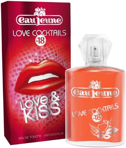 Eau Jeune Eau de Toilette Cocktail Love and Kiss 50 ml