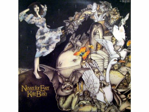 Never for ever (1980) / Vinyl record [Vinyl-LP]