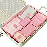 NIBESSER Kofferorganizer Packtaschen Kleidertaschen für Koffer, Reisetasche, Handgepäck, Rucksack,...