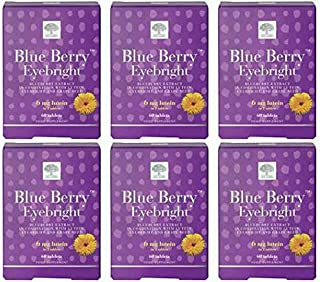 (6 PACK) - New Nordic - Blueberry Eyebright | 60's | 6 PACK BUNDLE