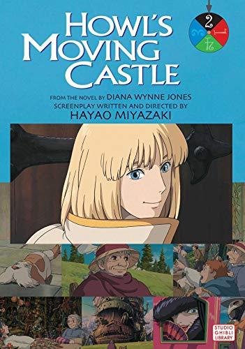 HOWLS MOVING CASTLE FILM COMIC GN VOL 02 (Howl's Moving Castle Film Comics, Band 2)