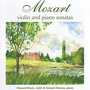 Mozart Violin and Piano Sonatas