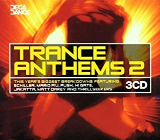 Decadance Trance Anthems 2 by Various Artists (2001-10-16?
