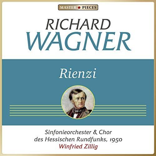 Winfried Zillig, Sinfonieorchester des Hessischen Rundfunks, Chor des Hessischen Rundfunks