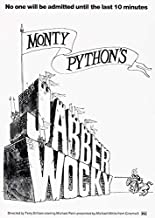 Jabberwocky - Monty Python - 1977 - Movie Poster Magnet