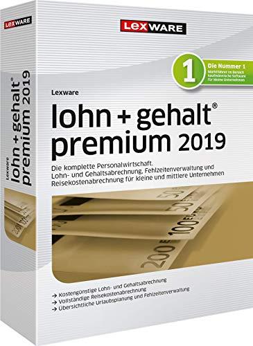 Lexware lohn+gehalt premium 2019