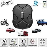 TKSTAR Personal GPS Tracker-5000mah Rechargeable 90 Days TK905 Strong Magnet Google Map Tracking Car GPS Tracker Seniors Children Pets GPS Locator Onpoint Tracking Platform