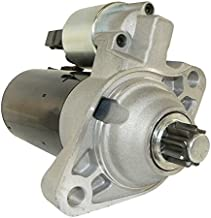 DB Electrical SBO0118 Starter for Volkswagen Golf 2.8L 2.8 2000 2001 2002 Jetta 2.8L 2.8 2000 2001 02A-911-023S 0-001-125-009, 0-001-125-010, 0-001-125-039, 0-001-125-040