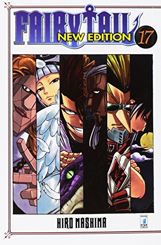 Fairy Tail. New edition (Vol. 17)