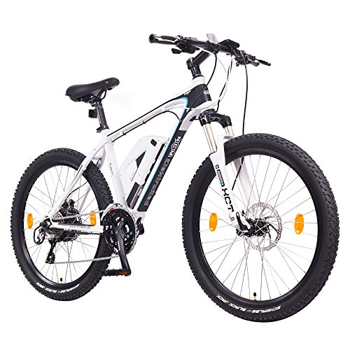 NCM Prague Plus Bicicletta elettrica Mountainbike, 250W, Batteria 36V 14Ah...