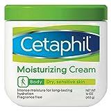 Cetaphil Moisturizing Cream for Dry/Sensitive Skin,...
