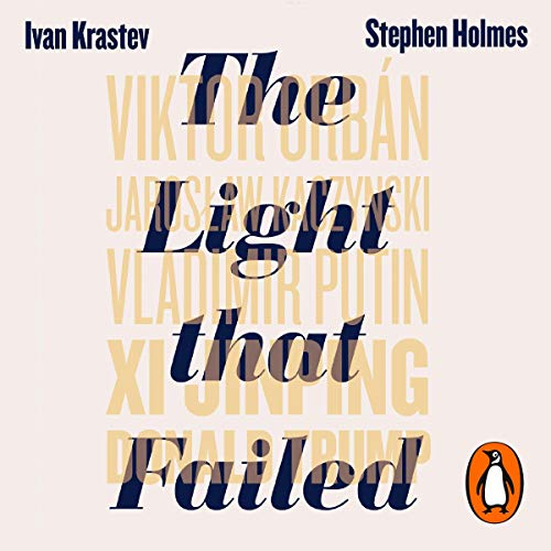 Couverture de The Light That Failed