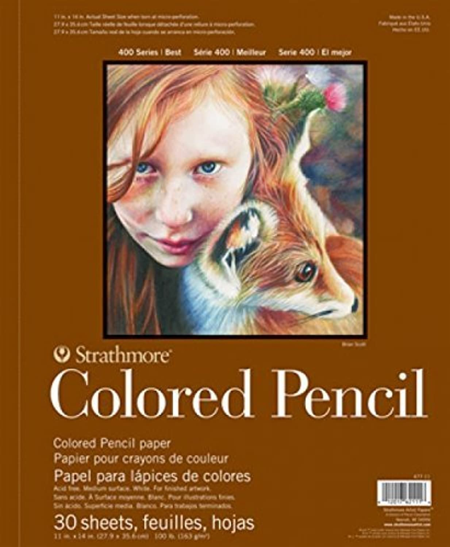 Strathmore Wandbild farbigen Bleistift Spirale Papier Pad 18 x 24-inch30 Blatt B00VTSQQQO  | Perfekte Verarbeitung