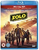 Solo: A Star Wars Story [3D Blu-ray] [2018] [Region Free]