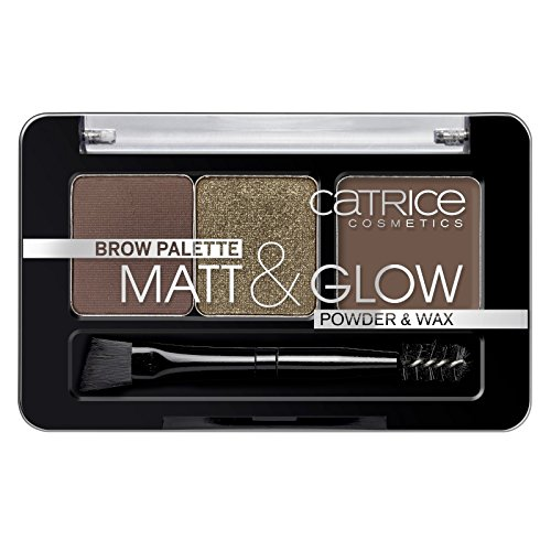 Catrice - Makeup Palette - Brow Palette Matt & Glow - Hot CHOCOholic