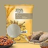 certified organic gluten free chakki ground freshly packed & delivere Item weight: 1000.0 grams Ingredients: Organic Bajra Grain Allergen information: gluten_free Number of items: 1