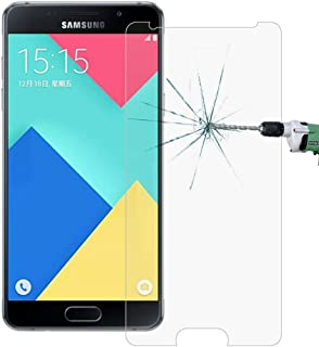 Screen Protector Foils 50 PCS for Galaxy A7(2016) / A710 0.26mm 9H Surface Hardness 2.5D Explosion-Proof Tempered Glass Fi...
