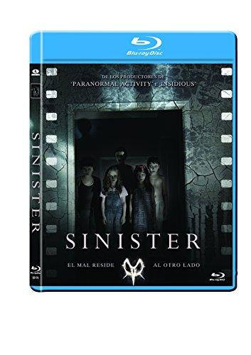 Sinister (Bd) [Blu-ray]...