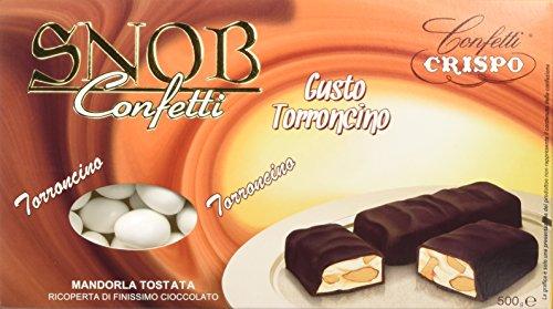 Crispo Confetti Snob Torroncino - Colore Bianco - 500 g