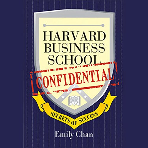 Harvard Business School Confidential audiobook cover art
