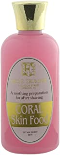 Geo F. Trumper Coral Skin Food 100ml Travel Bottle